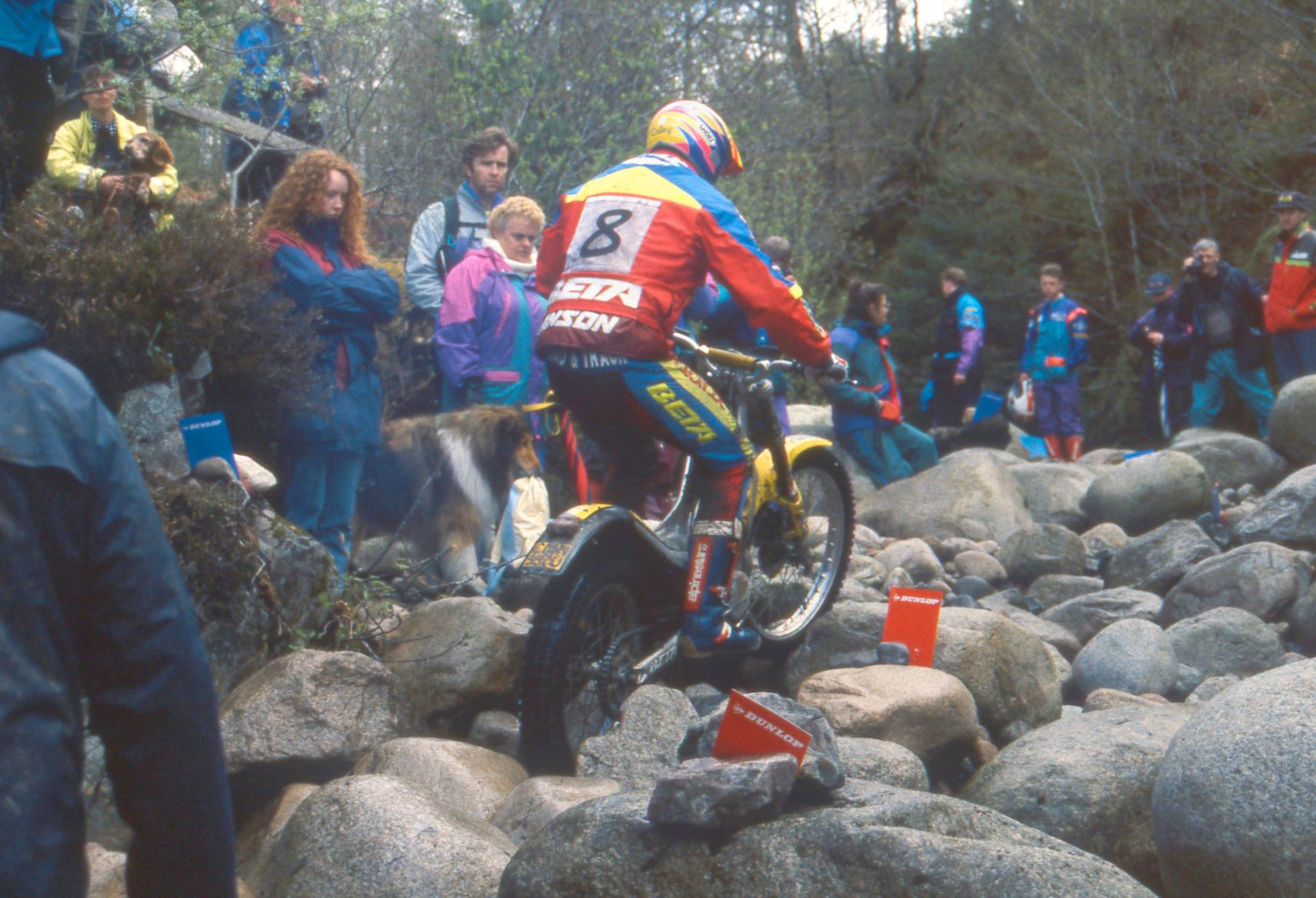 Steve Colley 2000 Leanachan