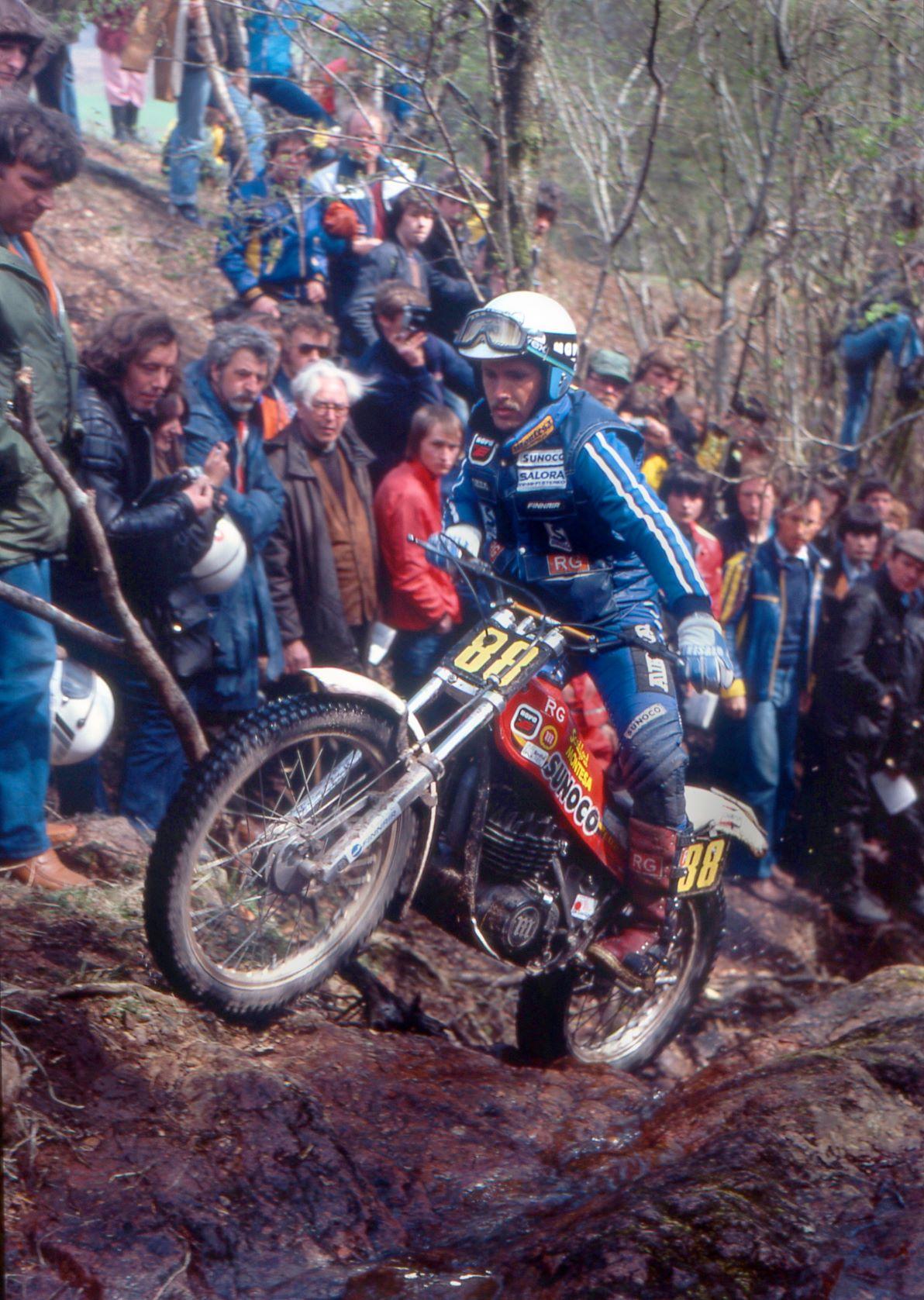 Yrjo Vesterinren'80 Muirshearlich2
