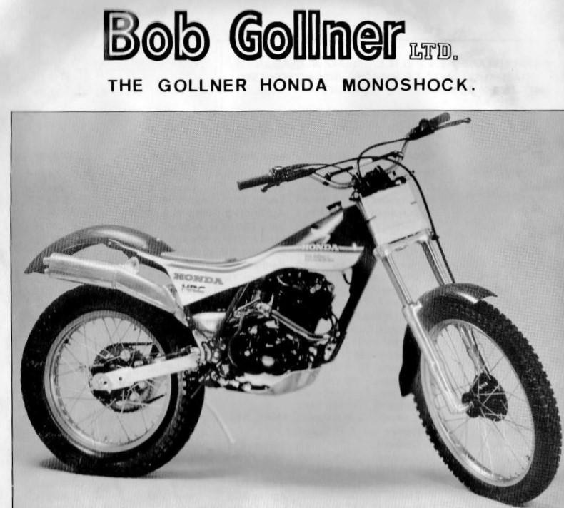 Bob Gollner advert
