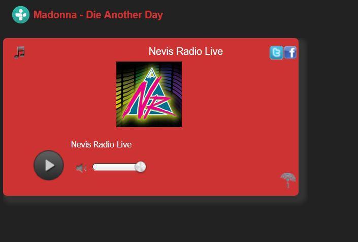 Nevis Radio device player