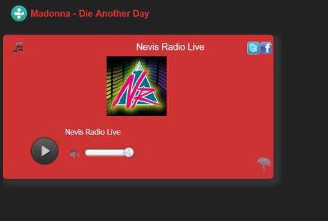 Nevis Radio device player