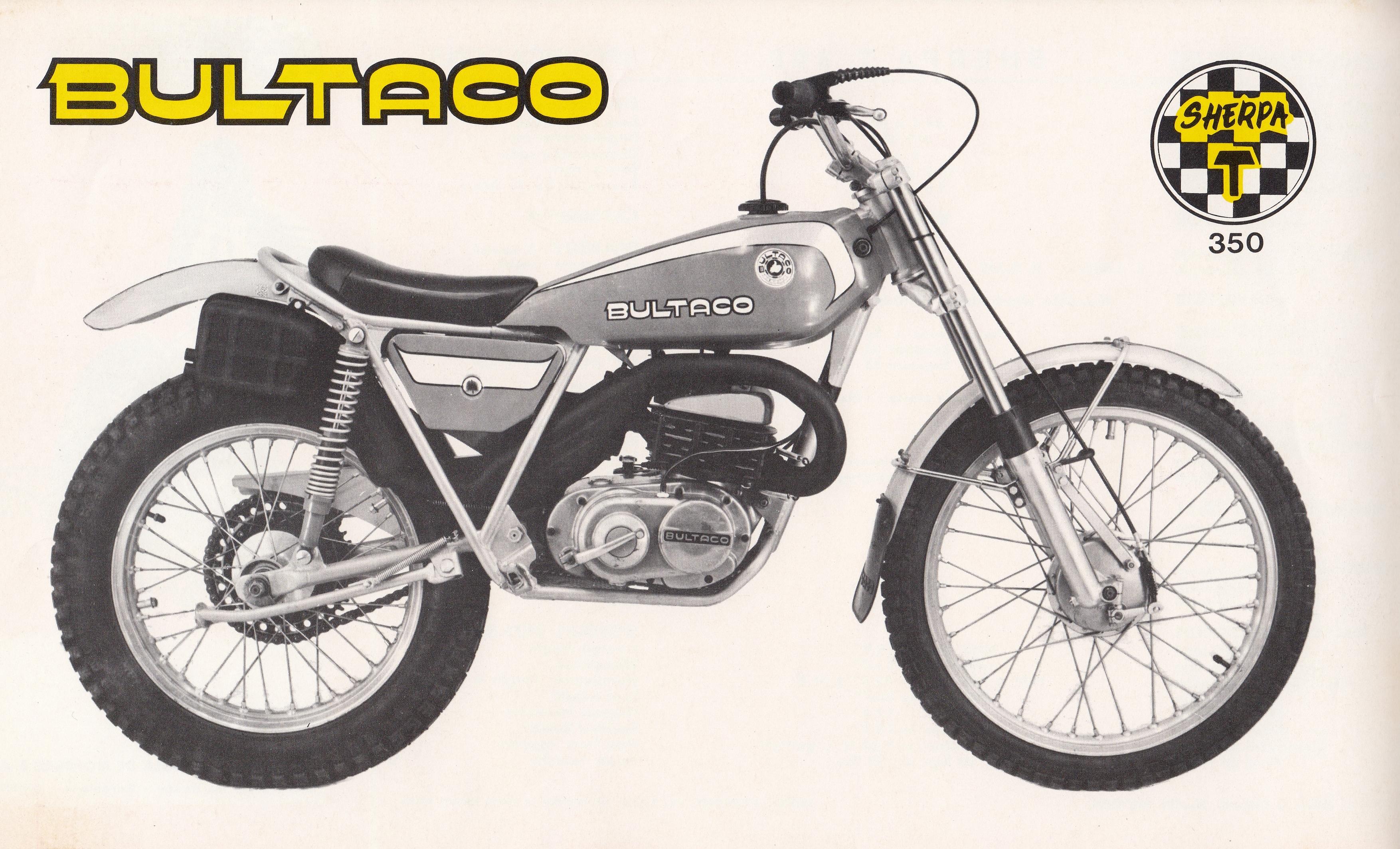 Bultaco 1976 Proto